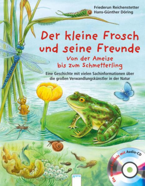 Epub Der kleine Frosch und seine Freunde Herunterladen