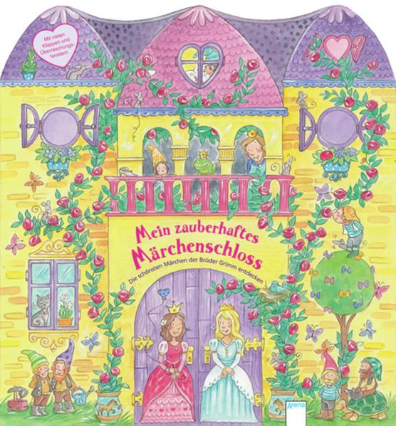 Mein zauberhaftes Märchenschloss - Coverbild