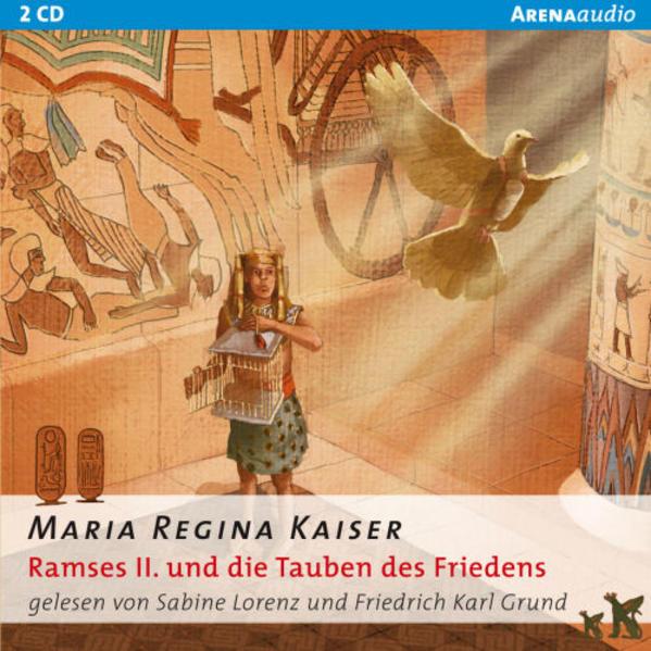 Ramses II. und die Tauben des Friedens - Coverbild