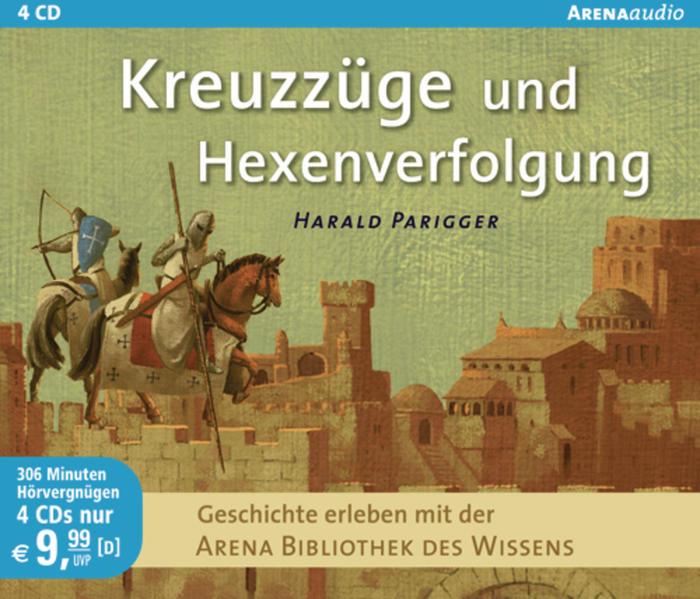 Kreuzzüge und Hexenverfolgung - Coverbild