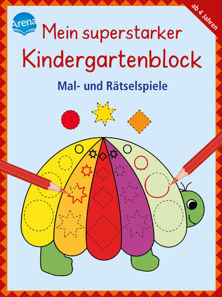 Epub Download Mein superstarker Kindergartenblock