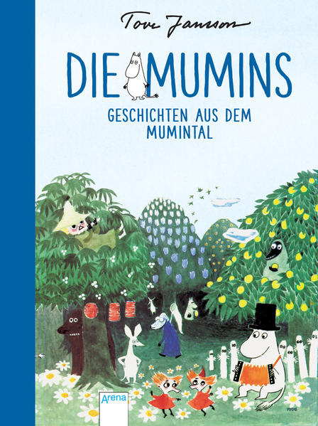 Die Mumins. Geschichten aus dem Mumintal - Coverbild