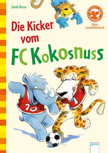 Die Kicker vom FC Kokosnuss - Coverbild