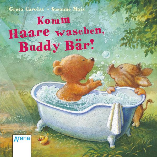 Kostenloser Download Komm Haare waschen, Buddy Bär PDF