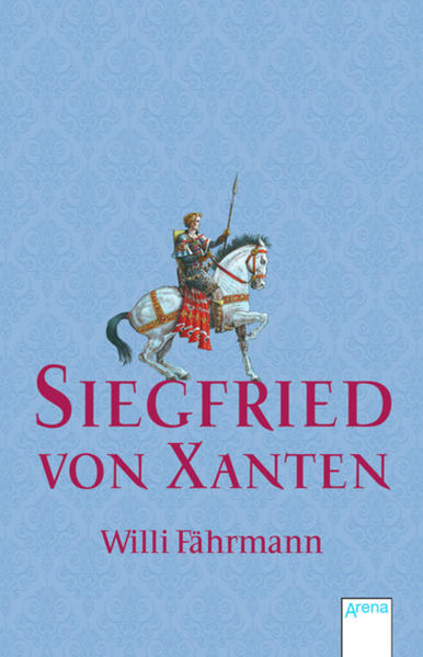 Siegfried von Xanten - Coverbild
