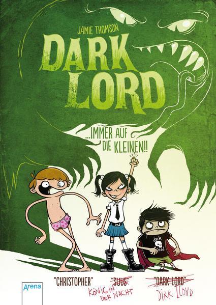 Dark Lord (2). Immer auf die Kleinen! - Coverbild