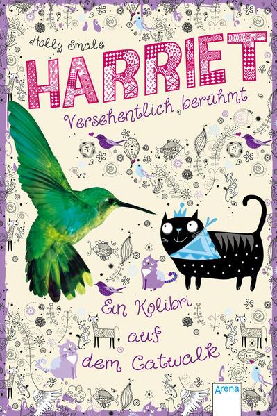 Harriet - versehentlich berühmt (2). Ein Kolibri auf dem Catwalk - Coverbild