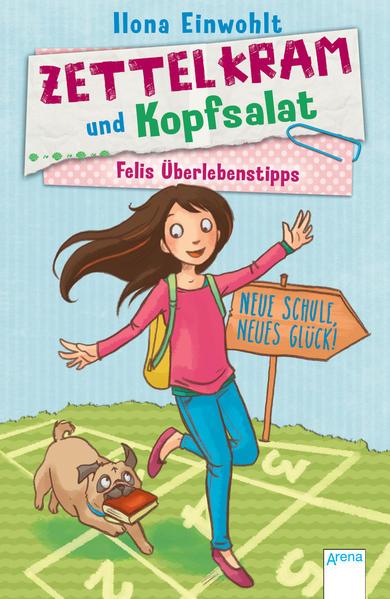 Felis Überlebenstipps (1). Zettelkram und Kopfsalat - Coverbild