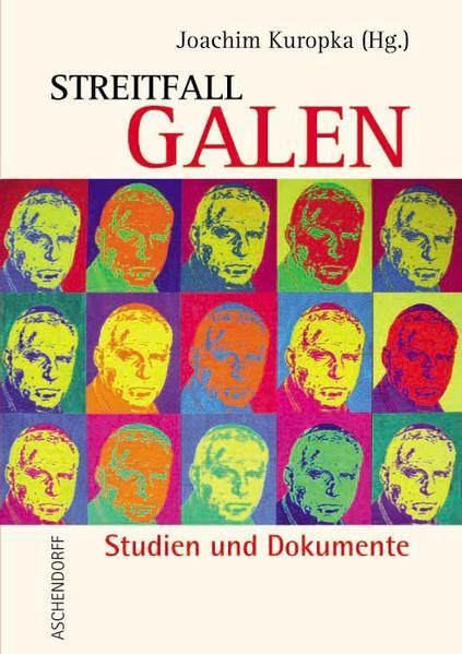 Streitfall Galen - Coverbild