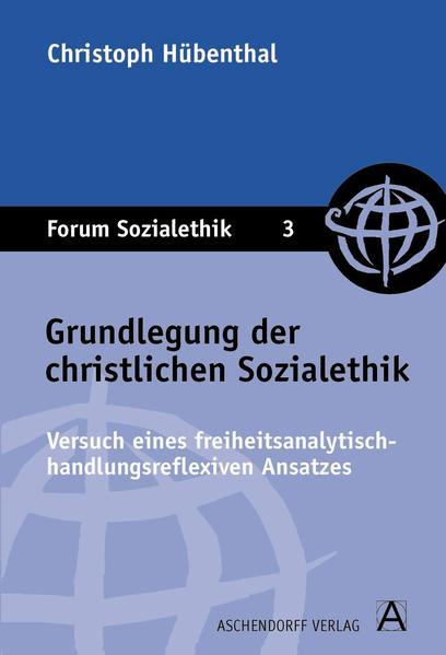Grundlegung der christlichen Sozialethik - Coverbild