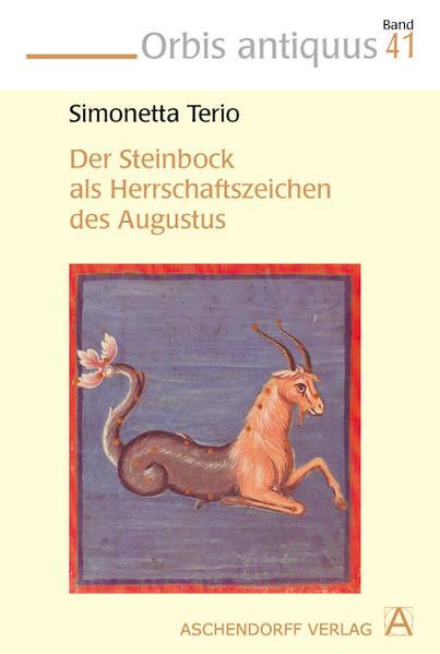 Der Steinbock als Herrschaftszeichen des Augustus - Coverbild
