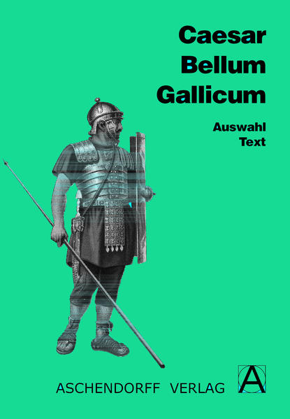 Bellum Gallicum (Latein) - Coverbild