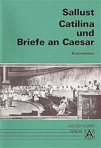Catilina und Briefe an Caesar / Catilina und Briefe an Caesar - Coverbild