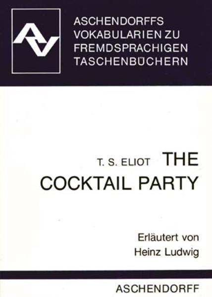 The Cocktail Party - Coverbild