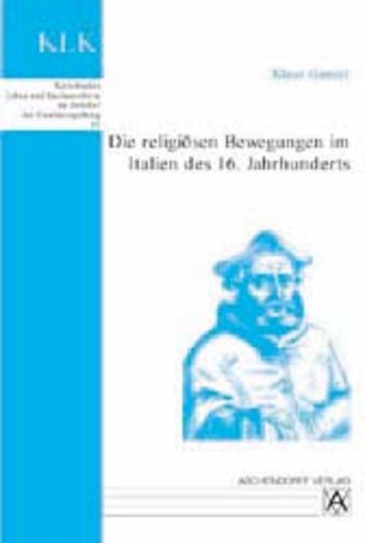 Die religiösen Bewegungen im Italien des 16. Jahrhunderts - Coverbild