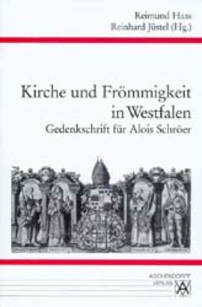Kirche und Frömmigkeit in Westfalen - Coverbild