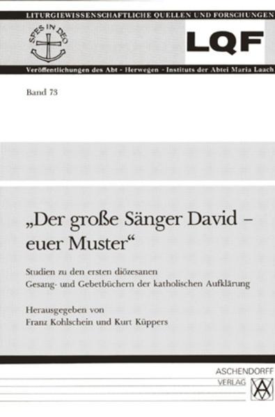 Der grosse Sänger David - euer Muster - Coverbild