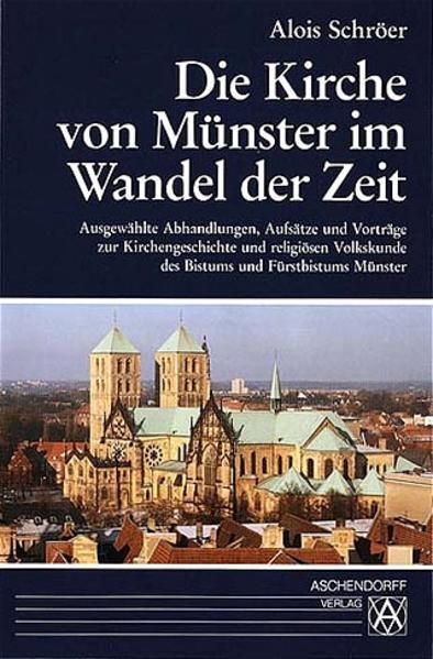 Die Kirche von Münster im Wandel der Zeit - Coverbild