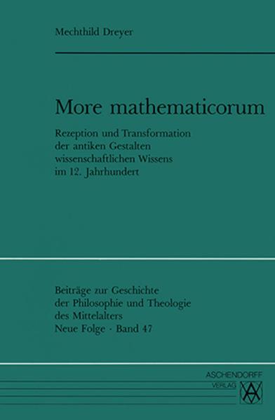 More mathematicorum - Coverbild