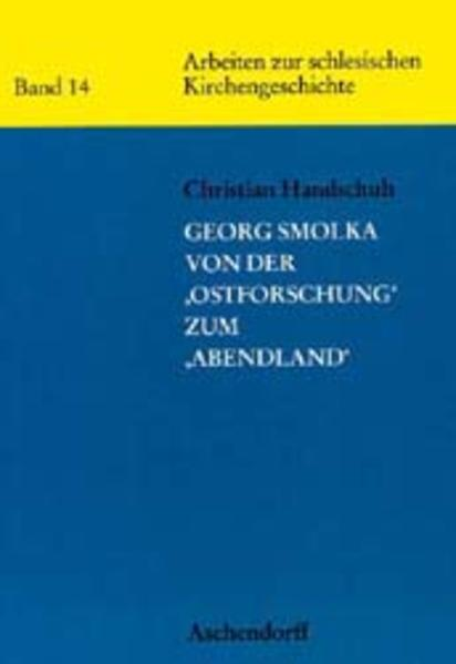 Georg Smolka - Von der