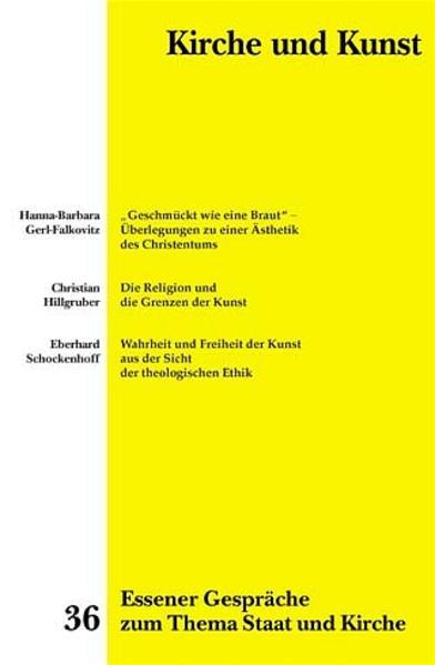 Essener Gespräche zum Thema Staat und Kirche / Essener Gespräche zum Thema Staat und Kirche - Coverbild