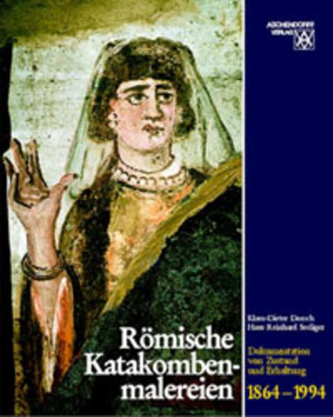 Römische Katakombenmalereien 1864-1994 - Coverbild