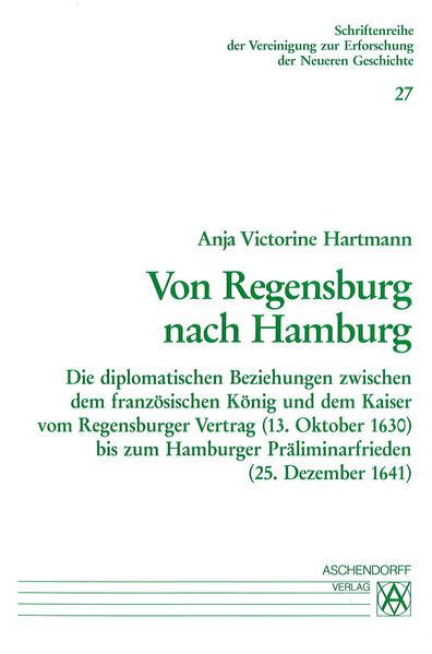 Von Regensburg nach Hamburg - Coverbild