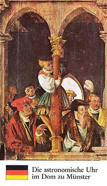 Die astronomische Uhr im Dom zu Münster - Coverbild