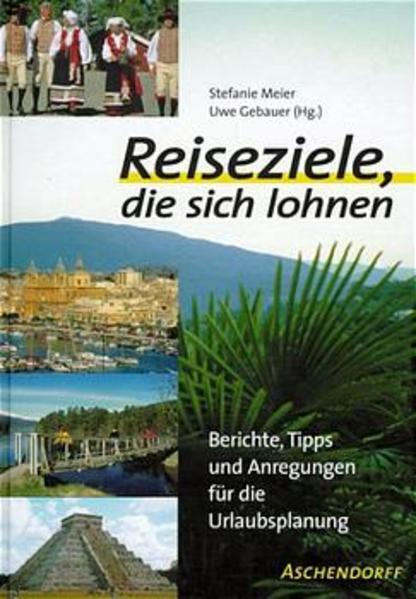 Reiseziele, die sich lohnen - Coverbild