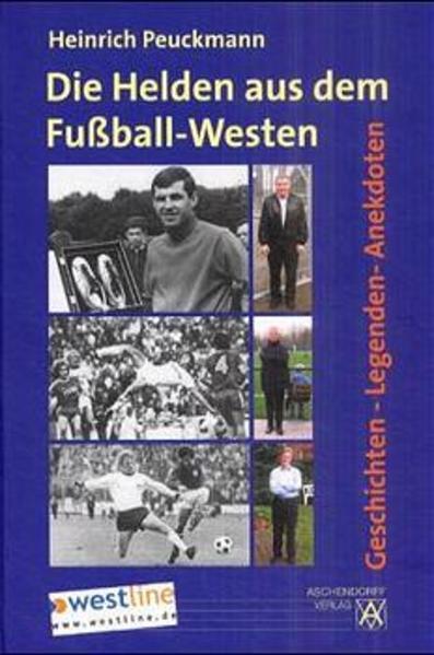 Die Helden aus dem Fussball-Westen - Coverbild
