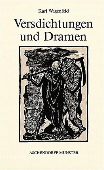 Gesammelte Werke / Versdichtungen und Dramen - Coverbild
