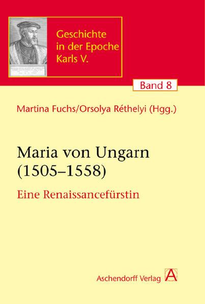Maria von Ungarn (1505-1558) - Coverbild