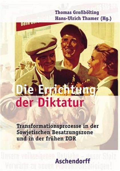 Die Errichtung der Diktatur - Coverbild