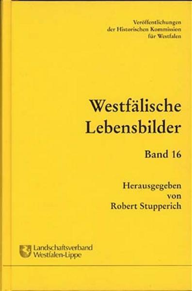 Westfälische Lebensbilder / Westfälische Lebensbilder - Coverbild