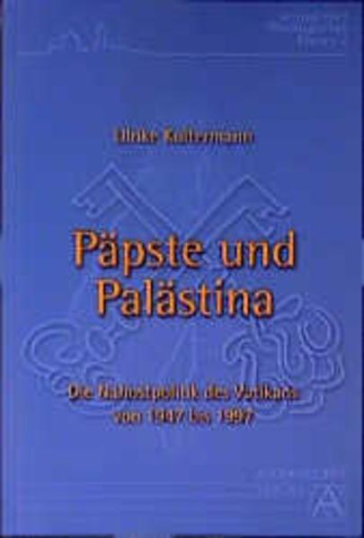 Päpste und Palästina - Coverbild
