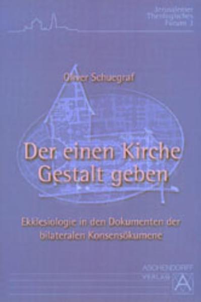 Der einen Kirche Gestalt geben - Coverbild