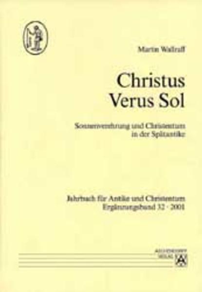 Christus verus sol - Coverbild