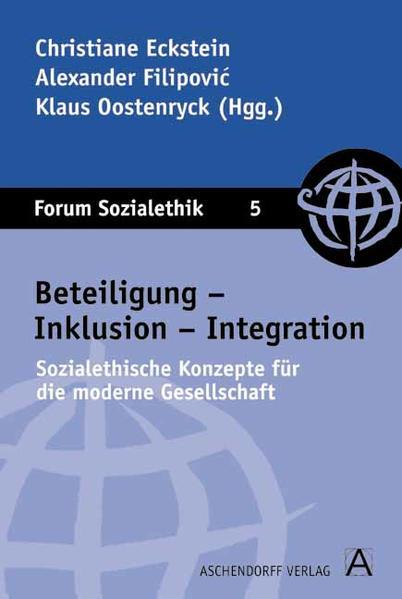 Beteiligung, Inklusion, Integration - Coverbild