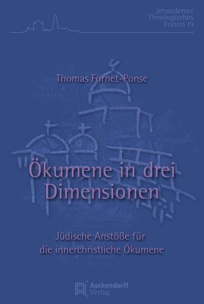 Ökumene in drei Dimensionen - Coverbild