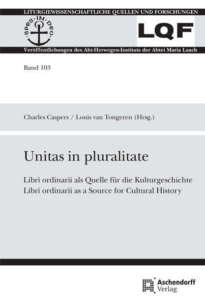Unitas in pluralitate - Coverbild