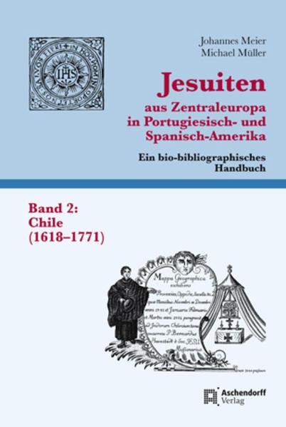 Jesuiten aus Zentraleuropa in Portugiesisch- und Spanisch-Amerika.... / Jesuiten aus Zentraleuropa in Portugiesisch- und Spanisch-Amerika.... - Coverbild