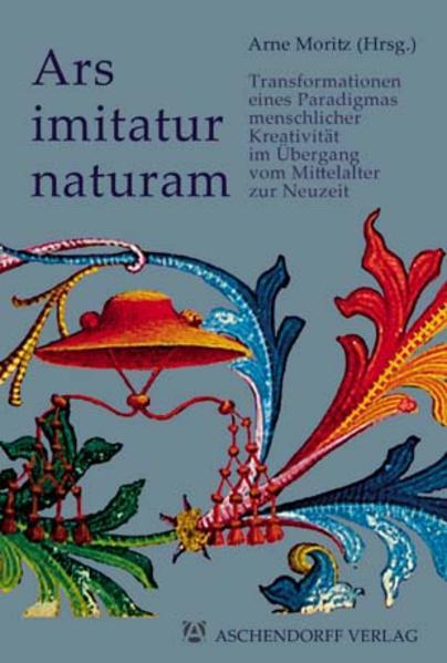 Ars imitatur naturam. - Coverbild