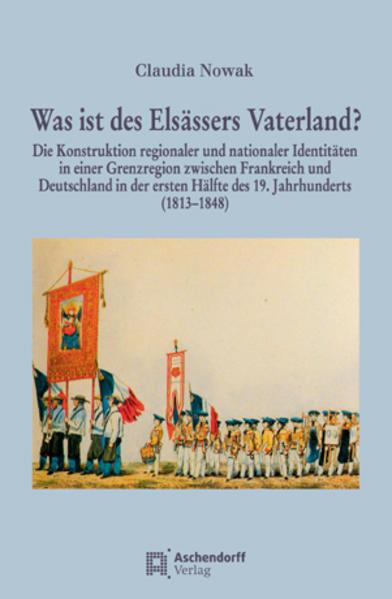 Was ist des Elsässers Vaterland? - Coverbild