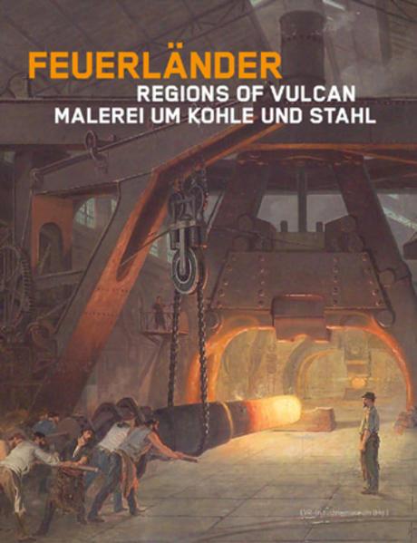 Feuerländer – Regions of Vulcan - Coverbild