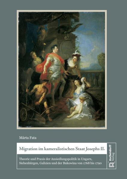 Migration im kameralistischen Staat Josephs II. - Coverbild