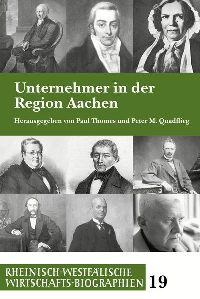 Kostenloses Epub-Buch Unternehmer in der Region Aachen