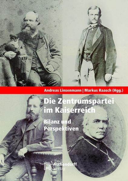 Die Zentrumspartei im Kaiserreich - Coverbild