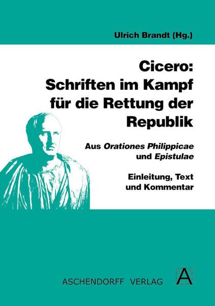 Cicero: Schriften im Kampf für die Rettung der Republik (Latein) - Coverbild