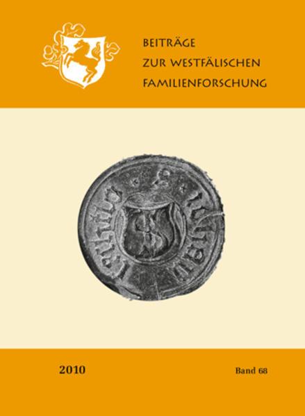 Beiträge zur westfälischen Familienforschung / Beiträge zur Westfälischen Familienforschung - Coverbild