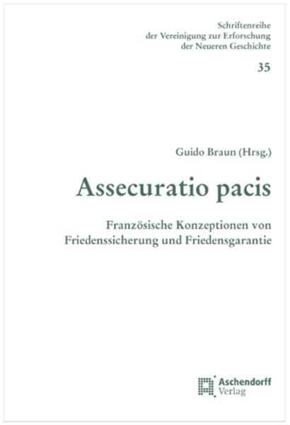 Assecuratio Pacis - Coverbild